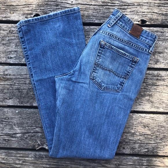 Lucky Brand Denim - Lucky Brand Classic Rider Denim Jeans